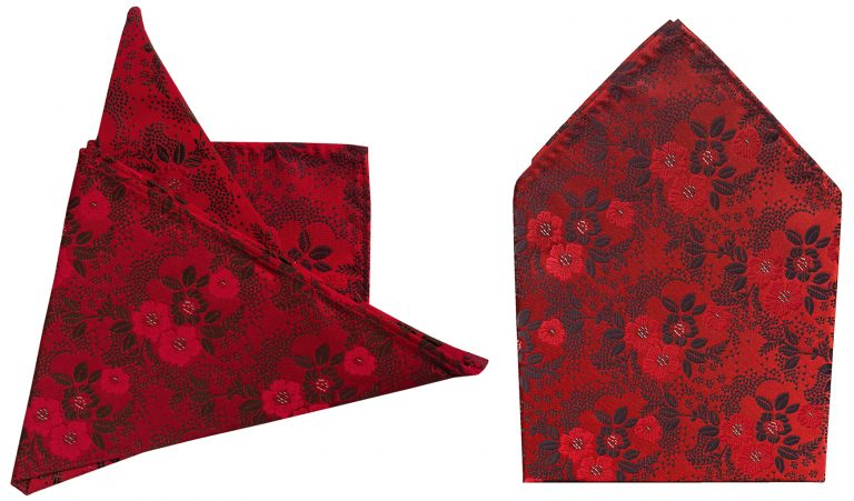 Pocket square that you will want to wear forever