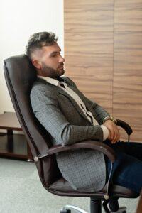 casual yet stylish man